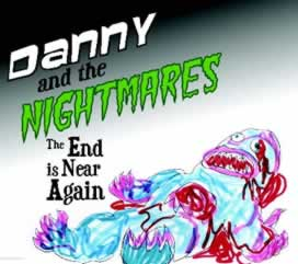 Danny & the Nightmares CDep